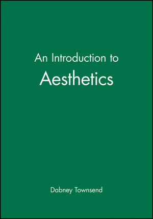 An Introduction to Aesthetics (1557867305) cover image
