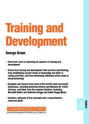Training and Development: People 09.10