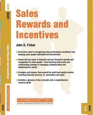 Sales Rewards and Incentives: Sales 12.07