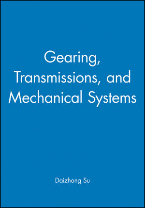 Gearing, Transmissions, and Mechanical Systems (1860582605) cover image