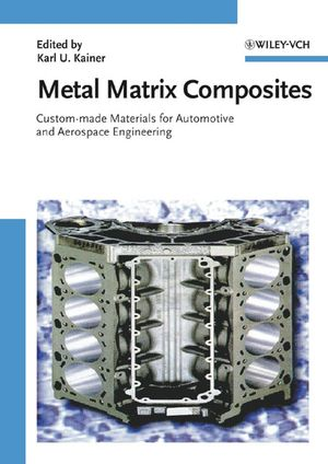 Metal Matrix Composites: Custom-made Materials for Automotive and Aerospace Engineering