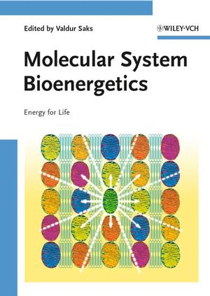 Molecular System Bioenergetics: Energy for Life (3527621105) cover image