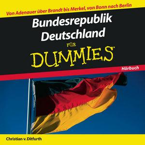 Bundesrepublik Deutschland für Dummies Hörbuch