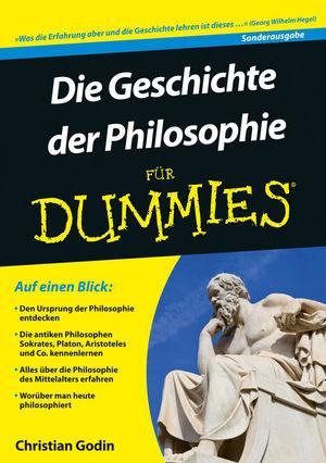 Die Geschichte der Philosophie für Dummies, 2nd Edition