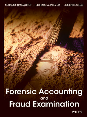 Forensic Accounting and Fraud Examination, 1st Edition (EHEP001505) cover image
