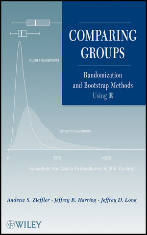 Comparing Groups: Randomization and Bootstrap Methods Using R (EHEP002305) cover image