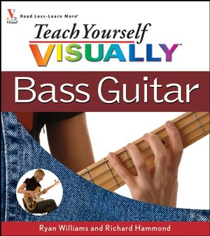 Teach Yourself VISUALLY Bass Guitar (0470048506) cover image