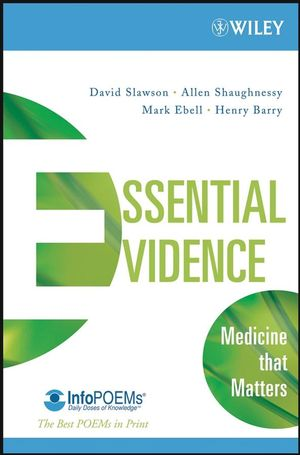 Essential Evidence: Medicine that Matters (0470178906) cover image