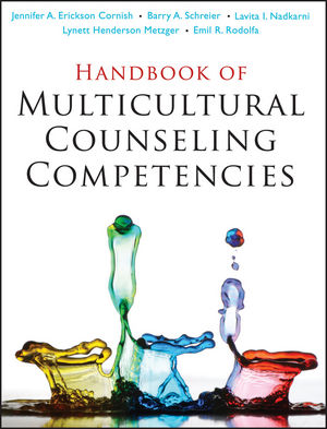 Handbook of Multicultural Counseling Competencies (0470609206) cover image
