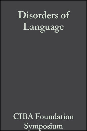 Disorders of Language