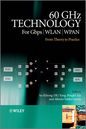 60GHz Technology for Gbps WLAN and WPAN: From Theory to Practice (0470747706) cover image