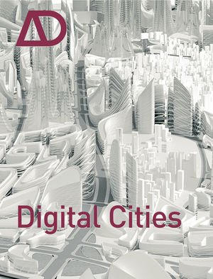 Digital Cities (0470773006) cover image