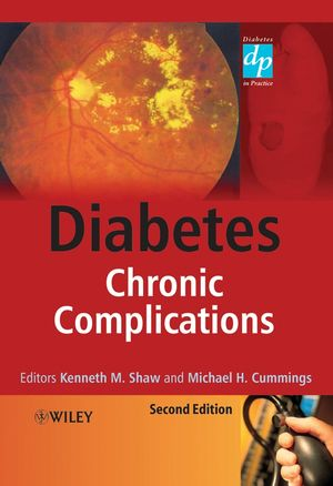 Diabetes: Chronic Complications, 2nd Edition (0470865806) cover image