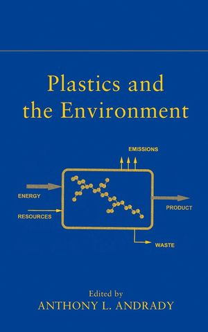 Plastics and the Environment (0471095206) cover image