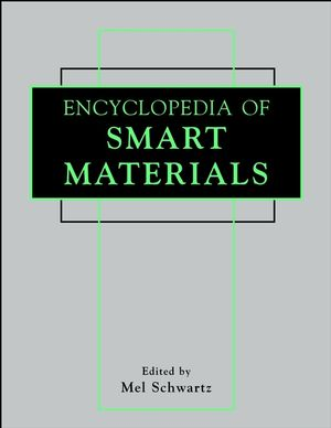 Encyclopedia of Smart Materials, 2 Volume Set (0471177806) cover image