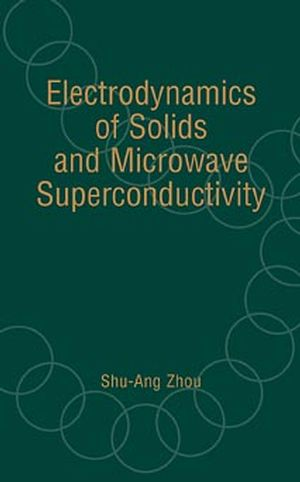 Electrodynamics of Solids and Microwave Superconductivity