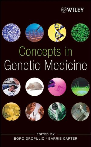 Concepts in Genetic Medicine (0471703206) cover image
