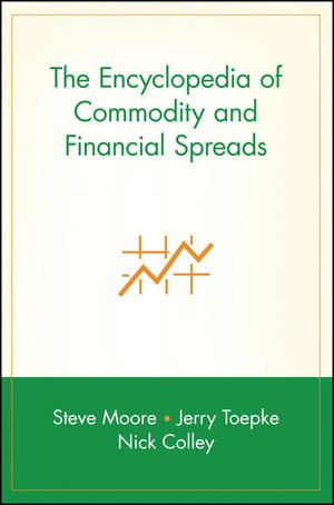 The Encyclopedia of Commodity and Financial Spreads  (0471716006) cover image