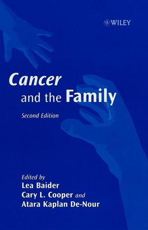 Cancer and the Family, 2nd Edition (0471803006) cover image