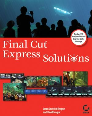 Final Cut�Express Solutions (0782151906) cover image