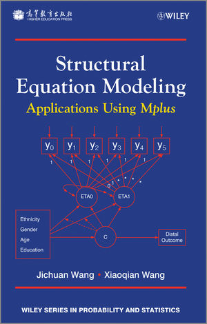 Structural Equation Modeling: Applications Using Mplus (1118356306) cover image
