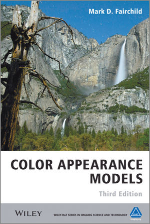 Color Appearance Models, 3rd Edition (1118653106) cover image