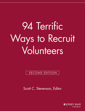 94 Terrific Ways to Recruit Volunteers, 2nd Edition