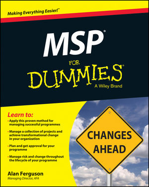 MSP For Dummies (1118746406) cover image