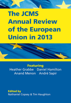 The JCMS Annual Review of the European Union in 2013 (1118835506) cover image