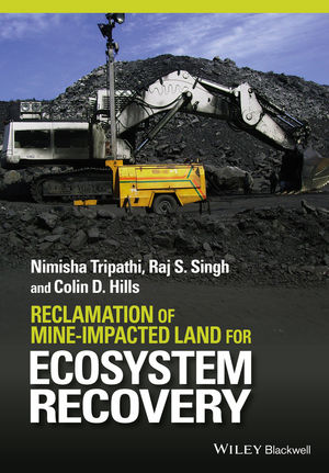 Reclamation of Mine-impacted Land for Ecosystem Recovery (1119057906) cover image