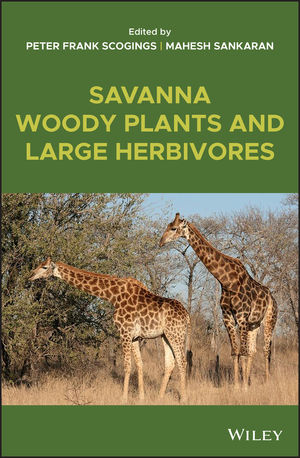 Savanna Woody Plants and Large Herbivores