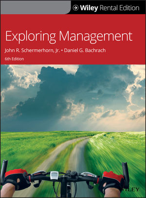 Exploring Management, 6th Edition