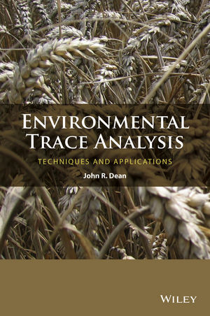 Environmental Trace Analysis: Techniques and Applications (1119962706) cover image