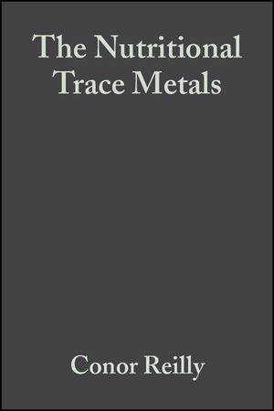 The Nutritional Trace Metals (1405110406) cover image