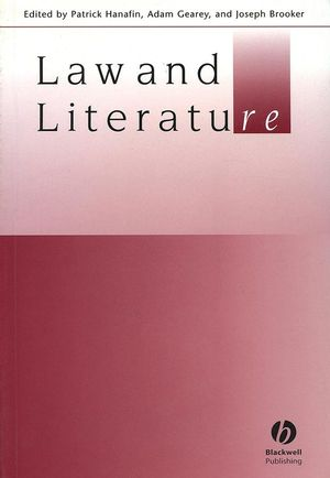 Law and Literature (1405119306) cover image