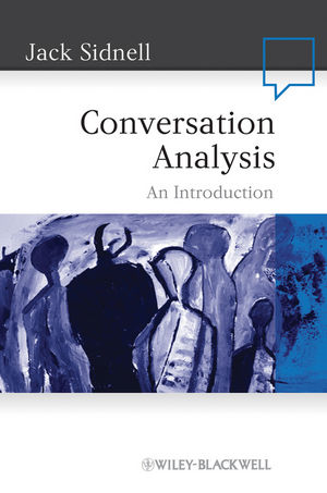 Conversation Analysis: An Introduction (1405159006) cover image