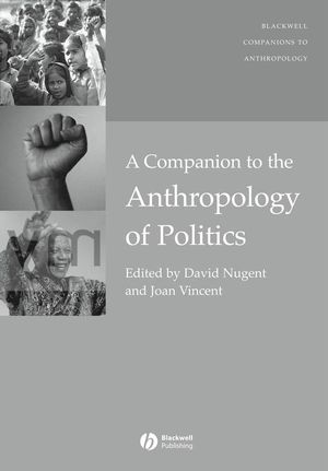 A Companion to the Anthropology of Politics (1405161906) cover image