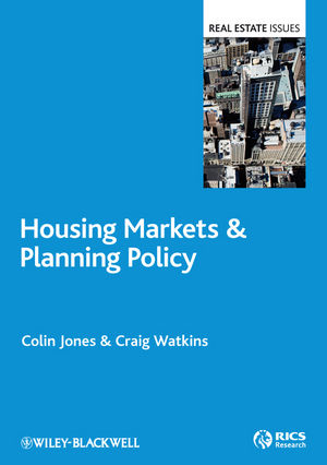 Housing Markets and Planning Policy (1405175206) cover image