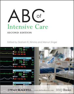 ABC of Intensive Care, 2nd Edition (1444345206) cover image