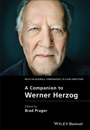 A Companion to Werner Herzog (1444361406) cover image