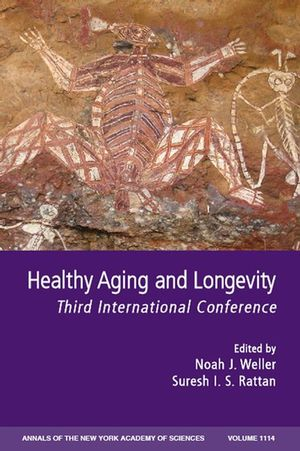 Healthy Aging and Longevity: Third International Conference, Volume 1114 (1573316806) cover image
