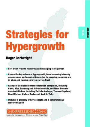 Stategies for Hypergrowth: Strategy 03.05
