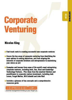 Corporate Venturing: Enterprise 02.04