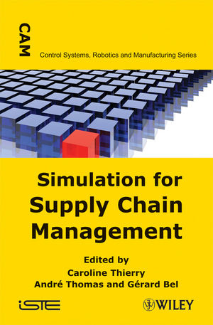 Simulation for Supply Chain Management (1848210906) cover image