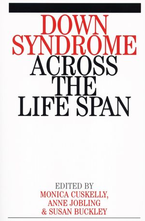 Down Syndrome Across the Life Span (1861562306) cover image