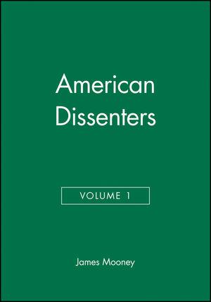 American Dissenters, Volume 1