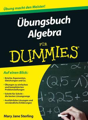 Ubungsbuch Algebra fur Dummies