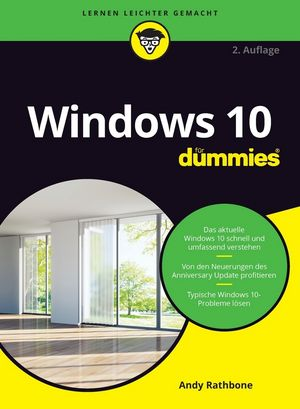 Windows 10 für Dummies, 2. Auflage