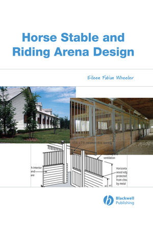 Horse Stable and Riding Arena Design (0470344407) cover image