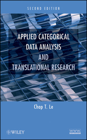 Applied Categorical Data Analysis and Translational Research, 2nd Edition
